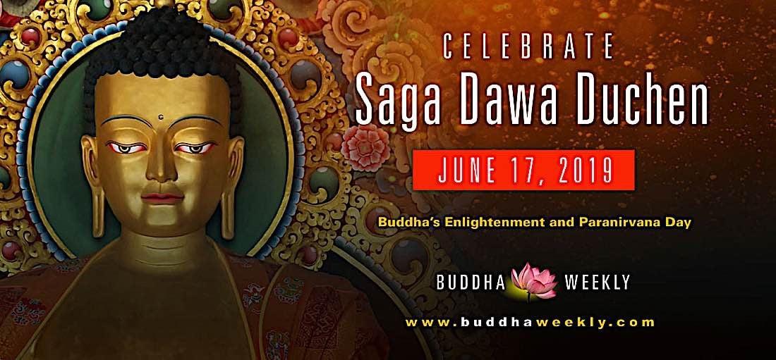 Buddha Weekly Saga Dawa Duchen 1200 Buddhism