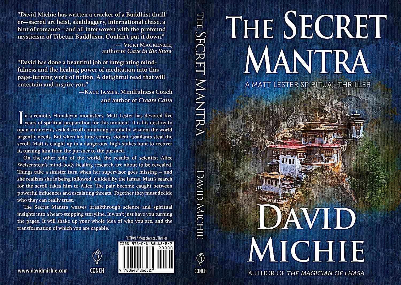 Buddha Weekly Secret Mantra full cover David Michie Buddhism
