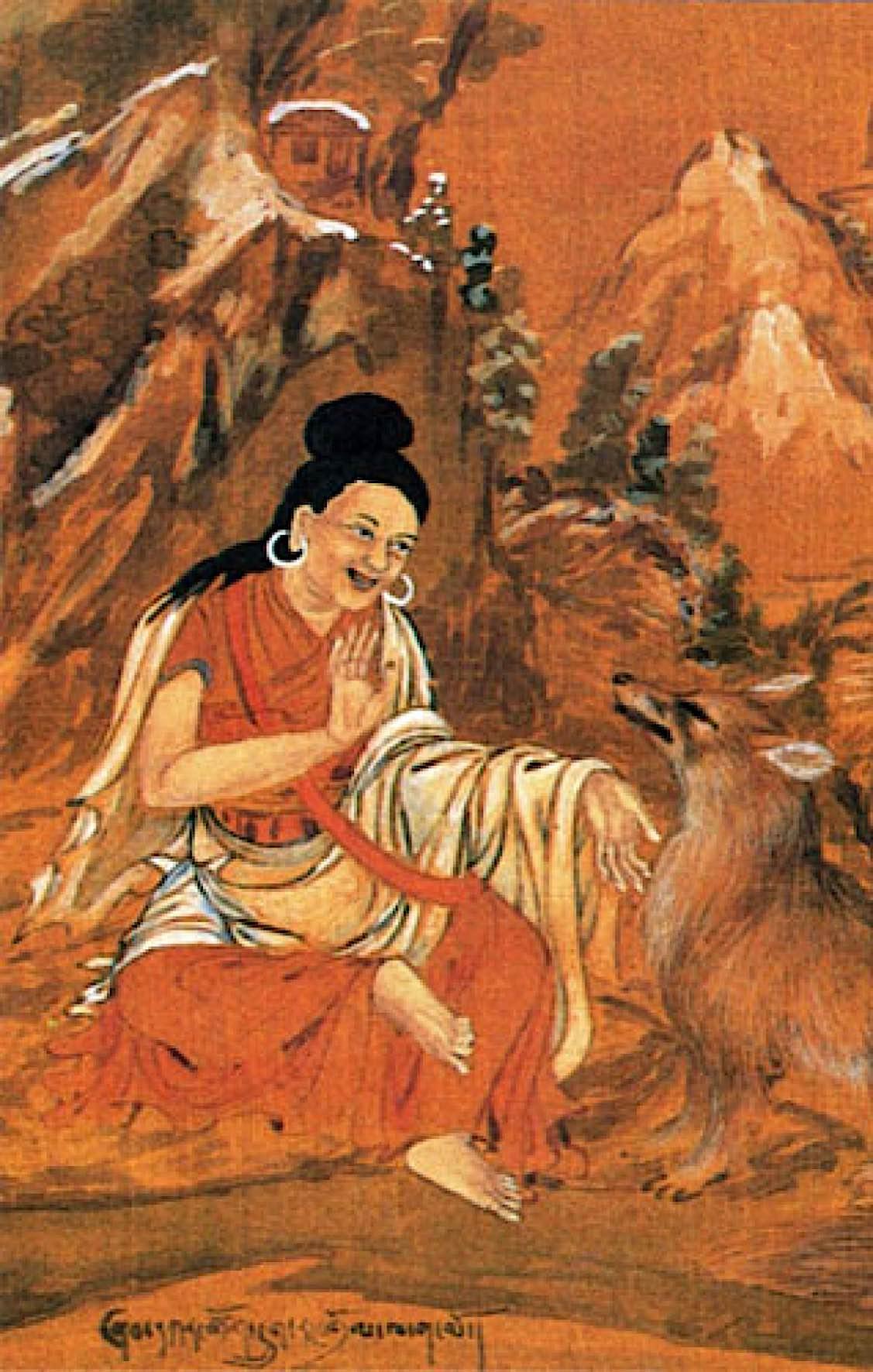 Buddha Weekly Shabkar yogi Buddhism