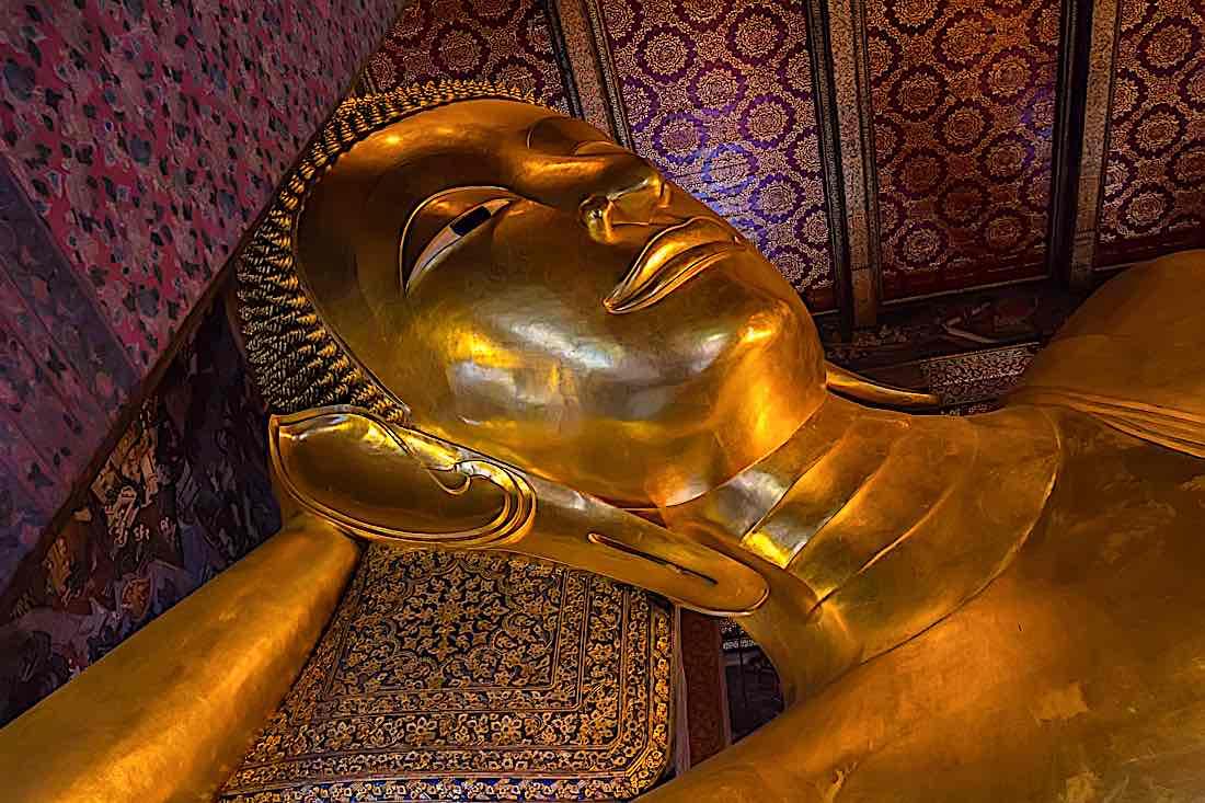 Buddha Weekly Sleeping Buddha Paranirvana of Buddha Buddhism