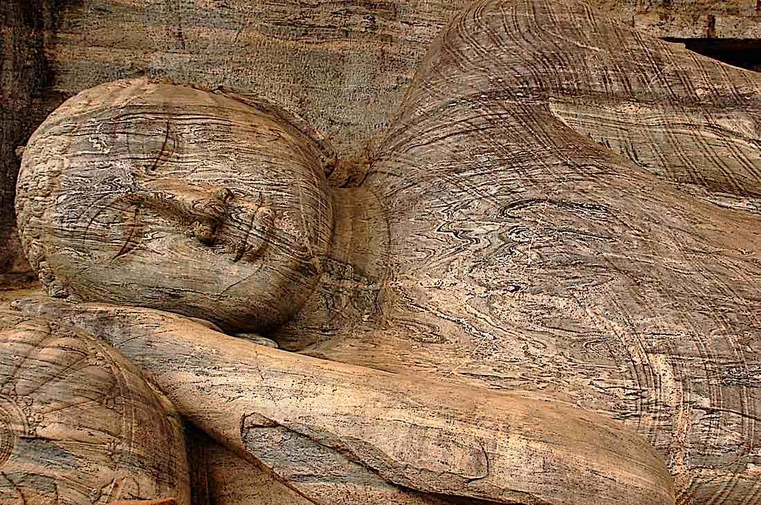 Buddha Weekly Sleeping Buddha paranirva Buddhism