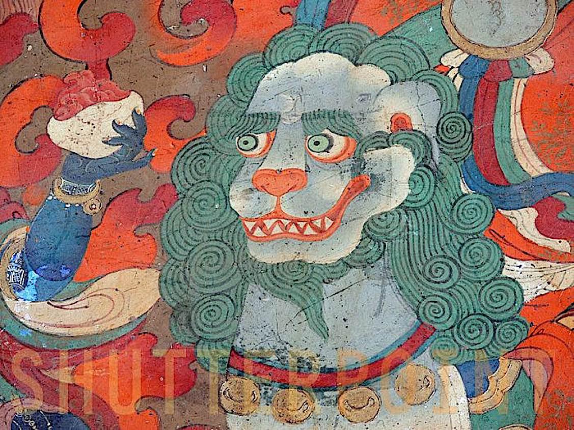 Buddha Weekly Snow Lion Buddhist Buddhism