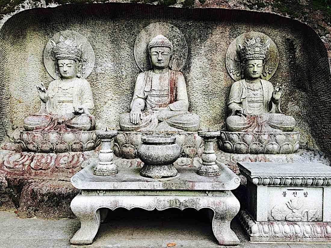 Buddha Weekly Ssanggyesa temple South Korea Buddhism