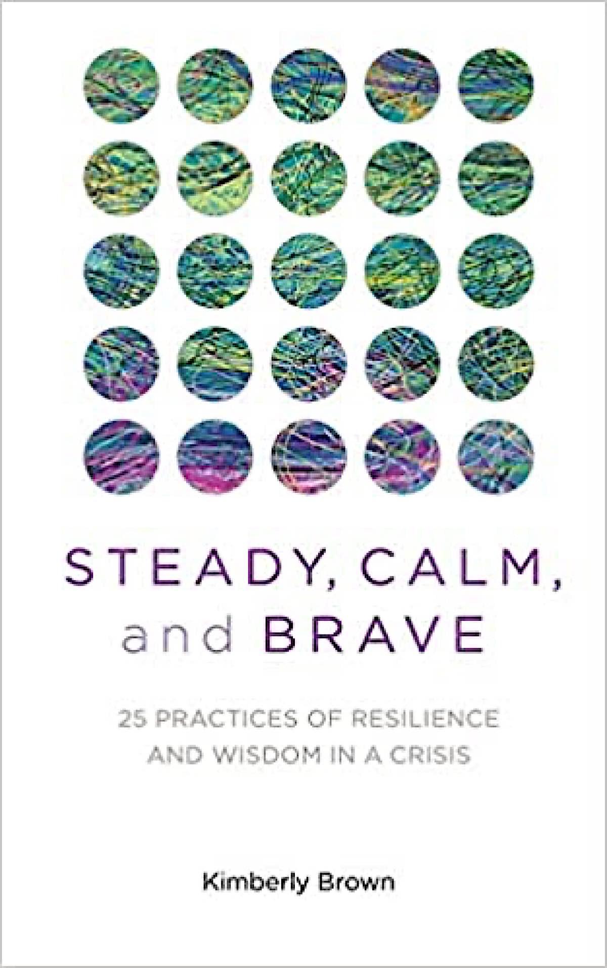 Buddha Weekly Steady calm brave book Buddhism