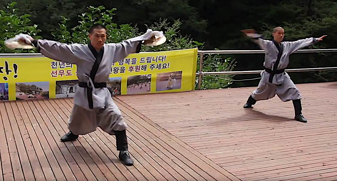 Buddha Weekly Sunmodo Korean Zen Seon Buddhism martial art Buddhism
