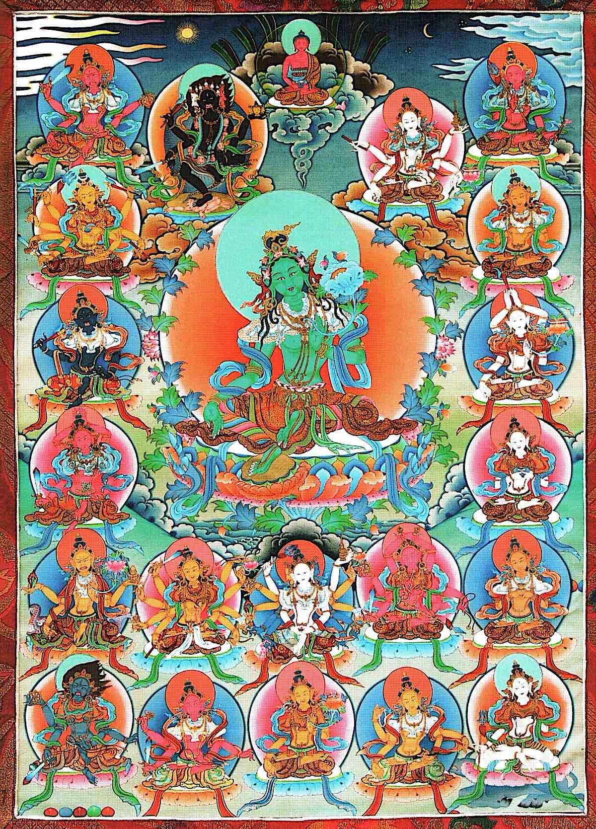 Buddha Weekly Surya Gupta Tara 001 Buddhism