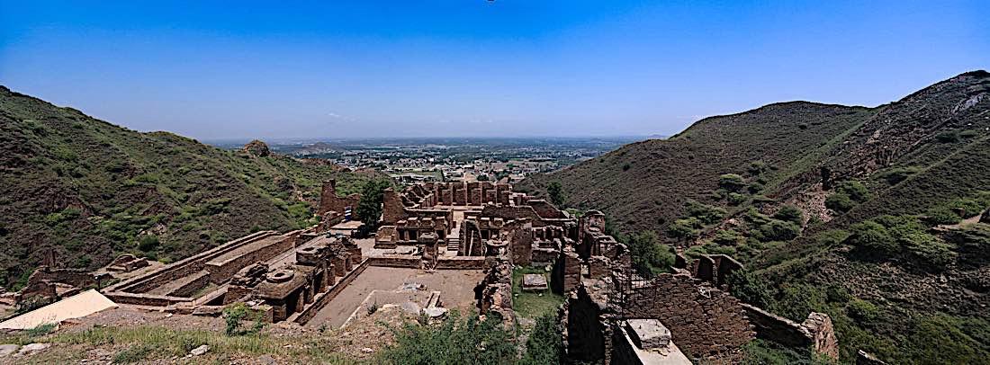 Buddha Weekly Takht i Bhai Parthian archaeological site and Buddhist monastery Pakistan Buddhism