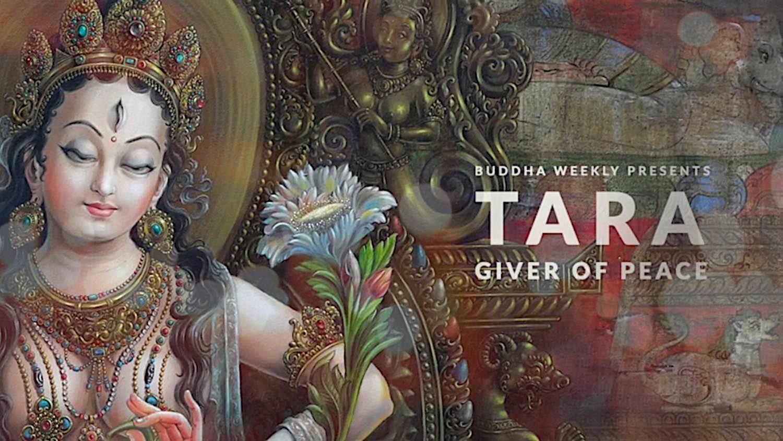 Buddha Weekly Tara Giver of Peace Buddhism