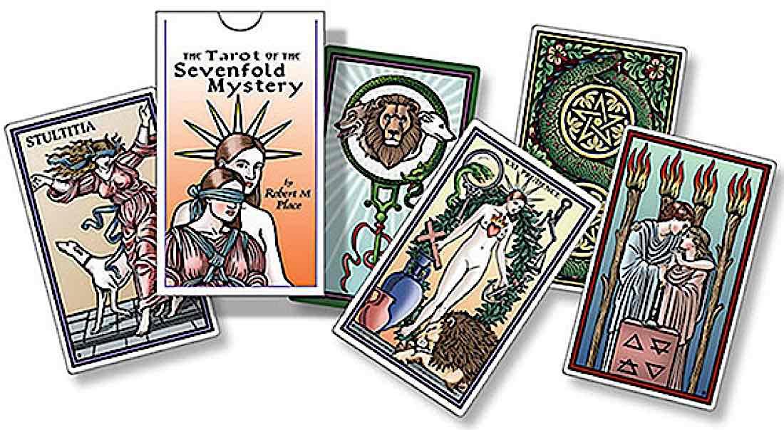 Buddha Weekly Tarot of the Sevenfold Mystery Buddhism
