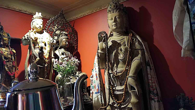 Buddha Weekly Tea with Guan Yin Buddhism