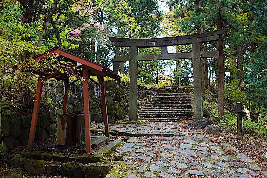 Buddha Weekly Temple gate in Nikko Japan Buddhism