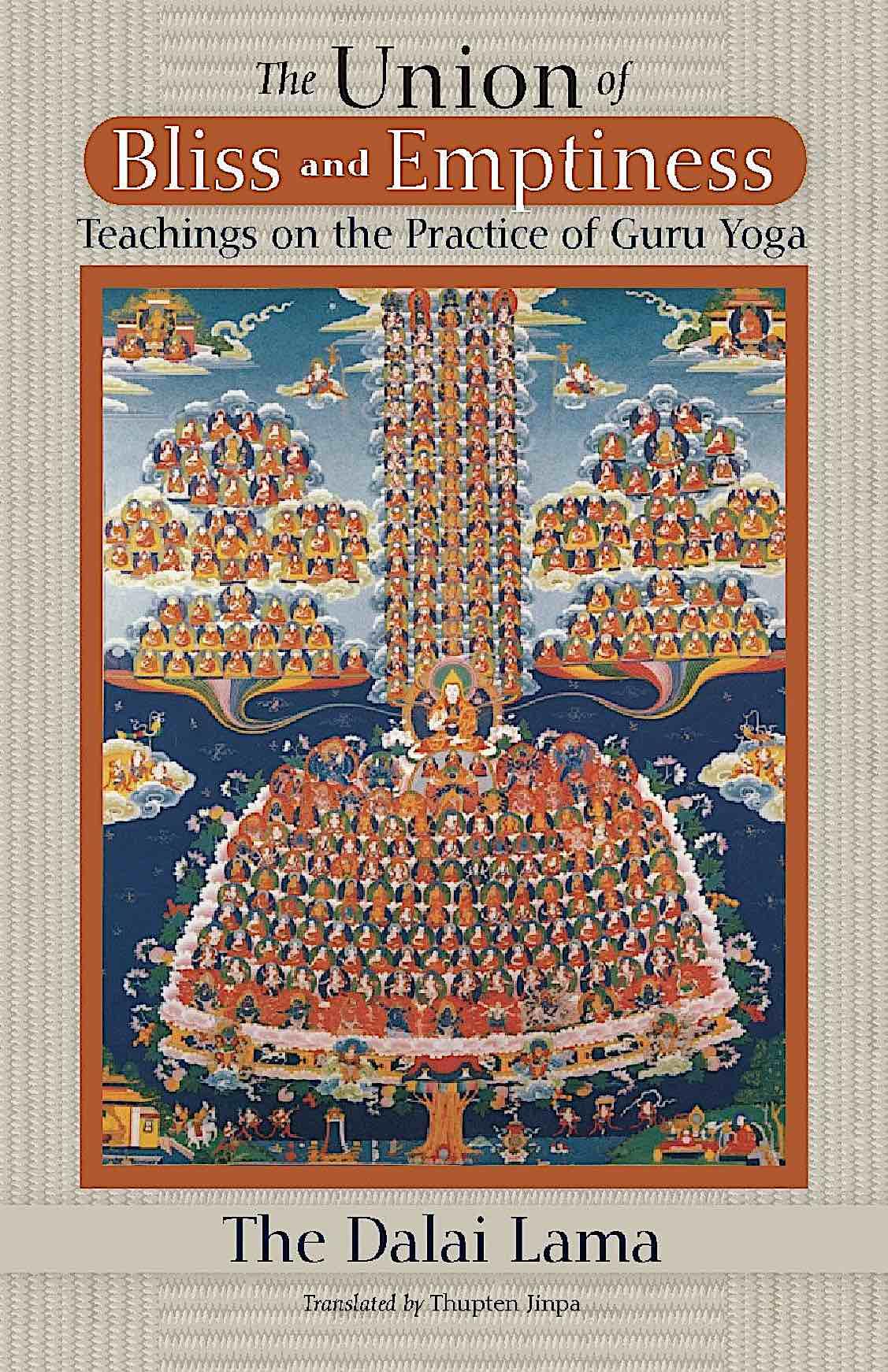 Buddha Weekly The Union of Bliss and Emptiness Dalai Lama Buddhism