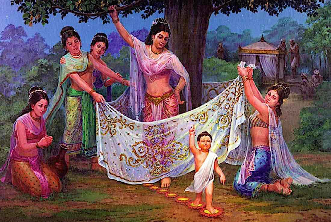 Buddha Weekly The birth of the Buddha Buddhism