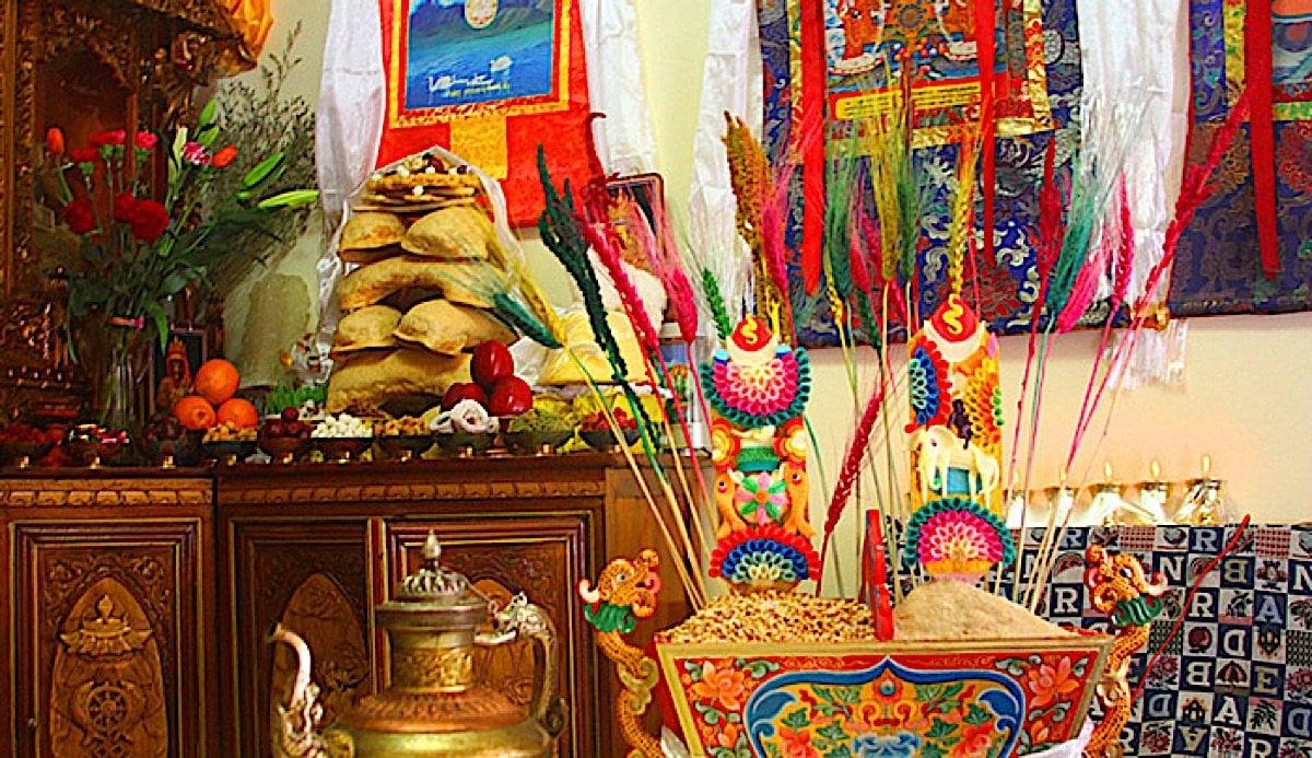 Buddha Weekly Tibetan New Year 2017 Tibet Losar Festival Buddhism