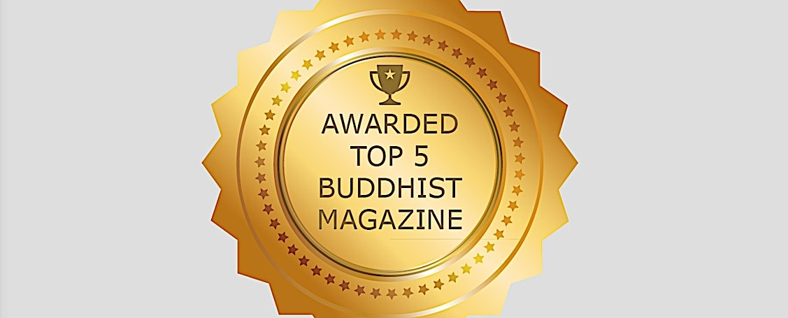 Buddha Weekly Top 5 buddhist magazine symbol Buddhism