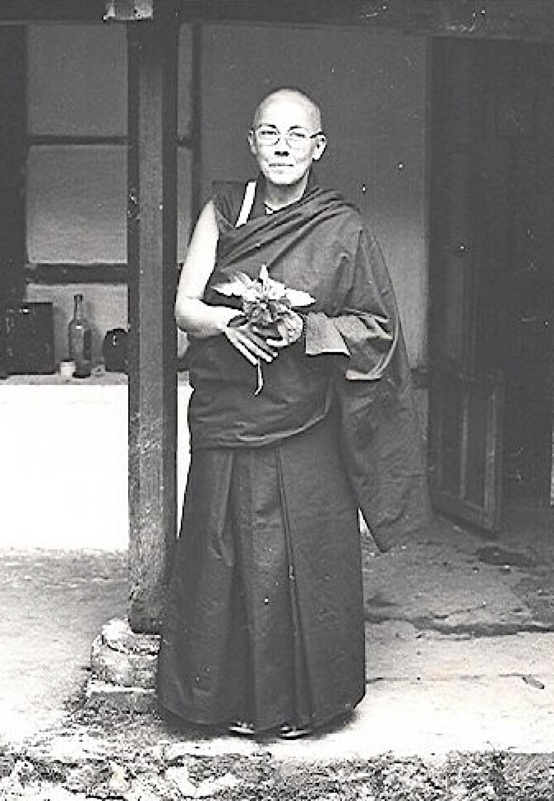 Buddha Weekly Ven Robina in 1978 Buddhism