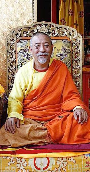 Buddha Weekly Venerable Zasep Tulku Rinpoche Buddhism 200