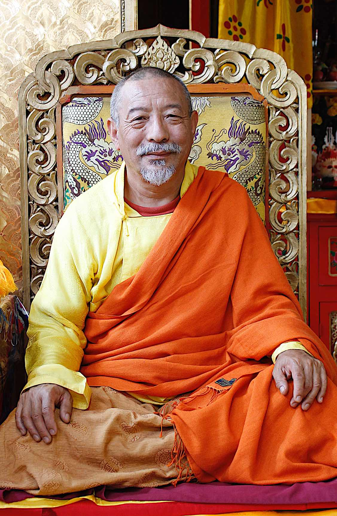 Buddha Weekly Venerable Zasep Tulku Rinpoche cropped Buddhism 1