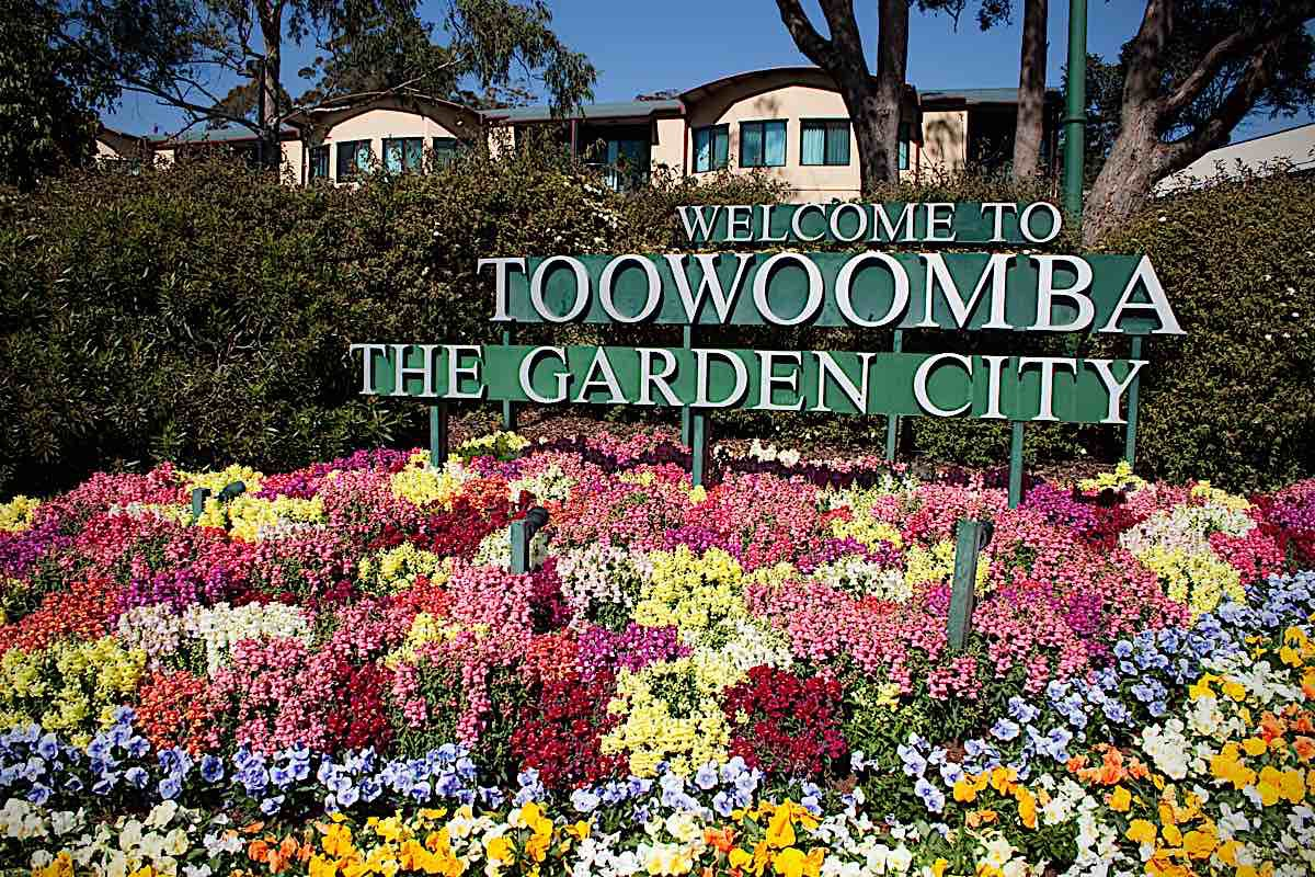 Buddha Weekly Welcome sign for Toowoomba Buddhism