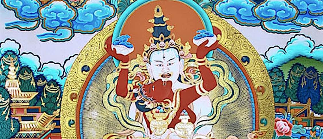 Buddha Weekly White Heruka Vajrayogini feature image Buddhism