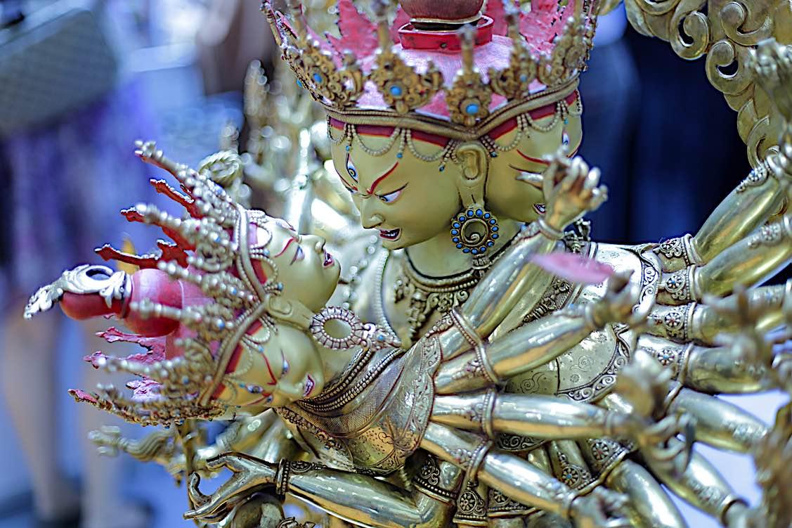 Buddha Weekly Wrathful deity Buddhism