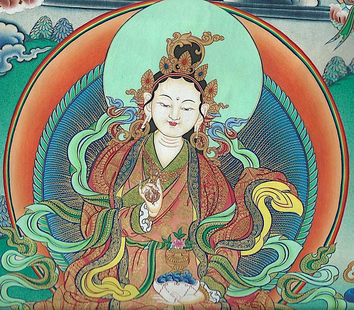 Buddha Weekly Yeshe Tsogyal Buddhism 1