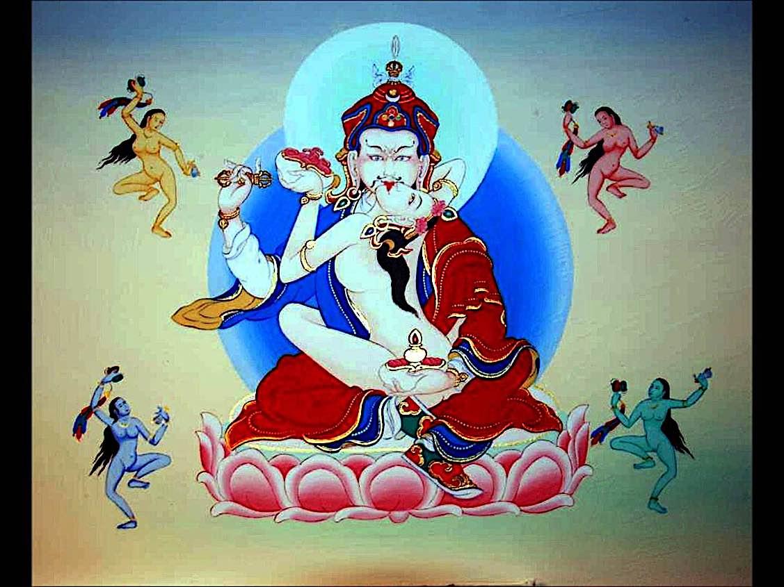 Buddha Weekly Yeshe Tsogyal Padmasambhava Buddhism