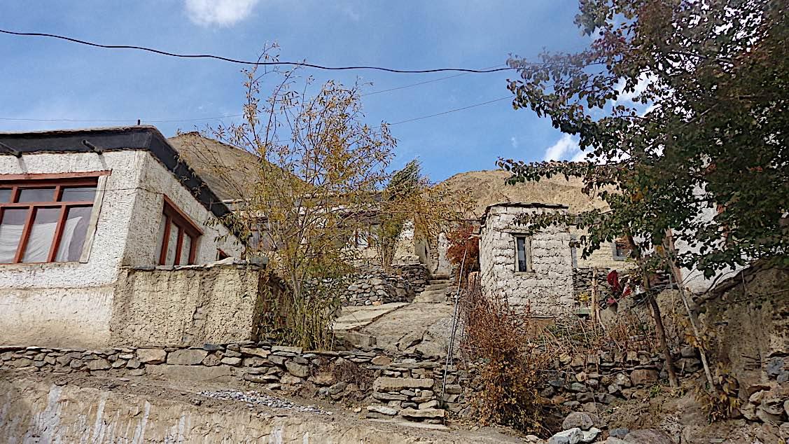 Buddha Weekly Zangla Byangchub Choling Nunnery in Zanskar Valley Ladakh India Buddhism