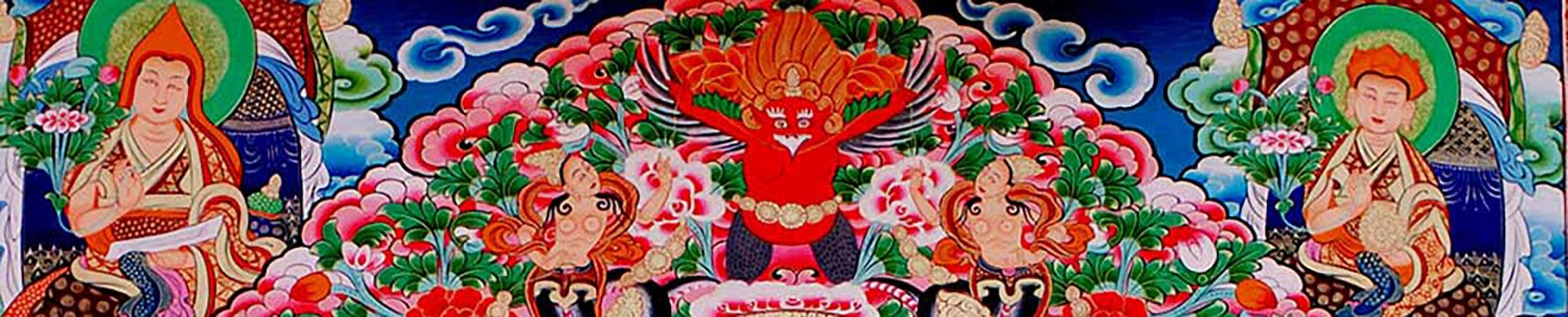 Buddha Weekly background 10081211