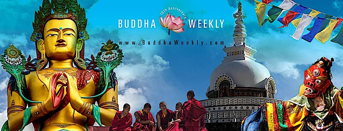 Buddha Weekly facebook buddhaWeekly india Buddhism