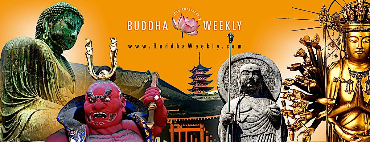 Buddha Weekly facebook buddhaWeekly japan Buddhism