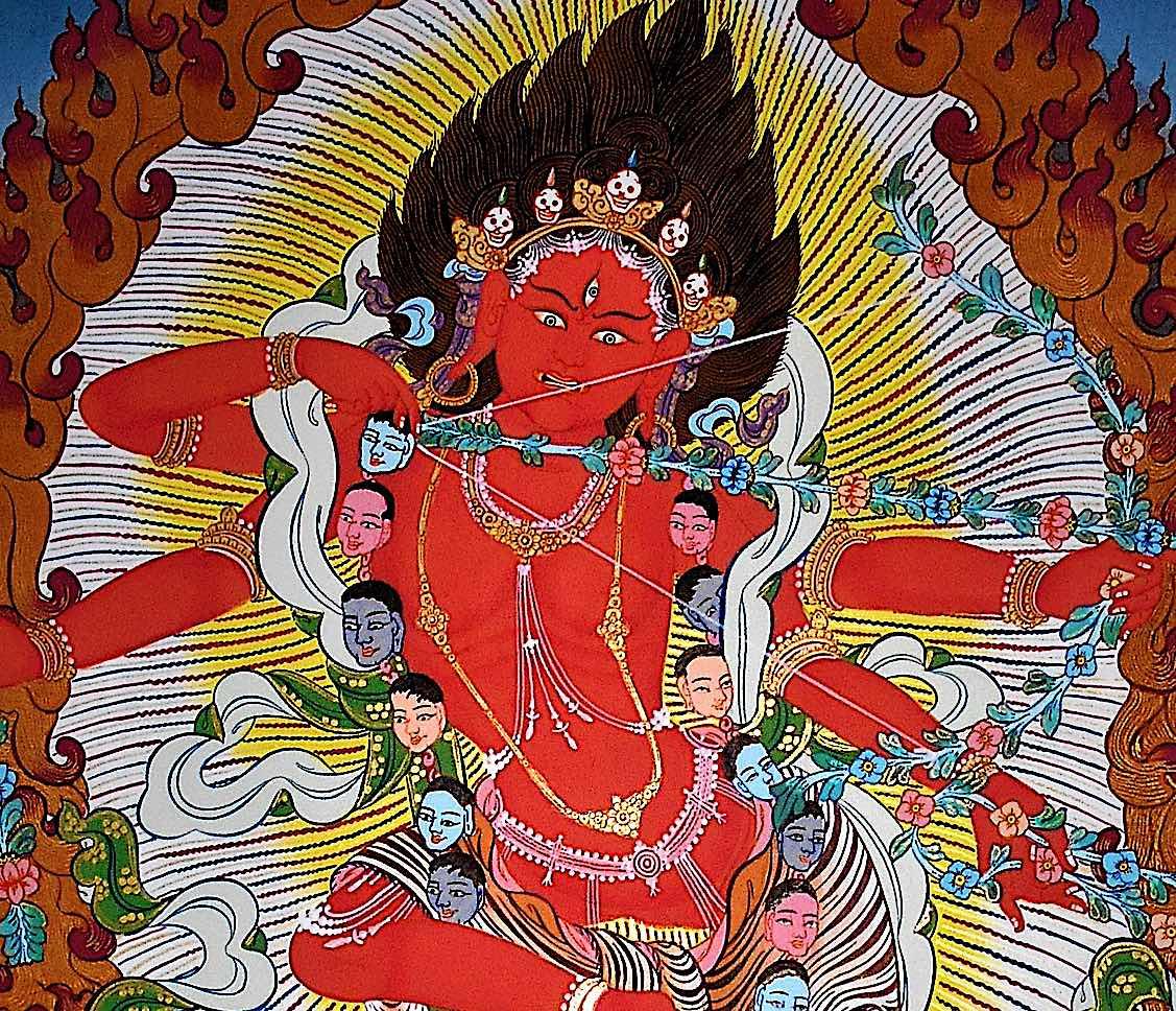 Buddha Weekly kurukulla Buddhism