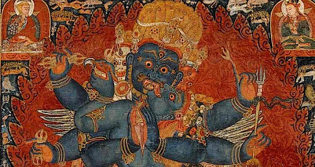Buddha Weekly perspectives on padmasambhava master revised detail carousel large Buddhism