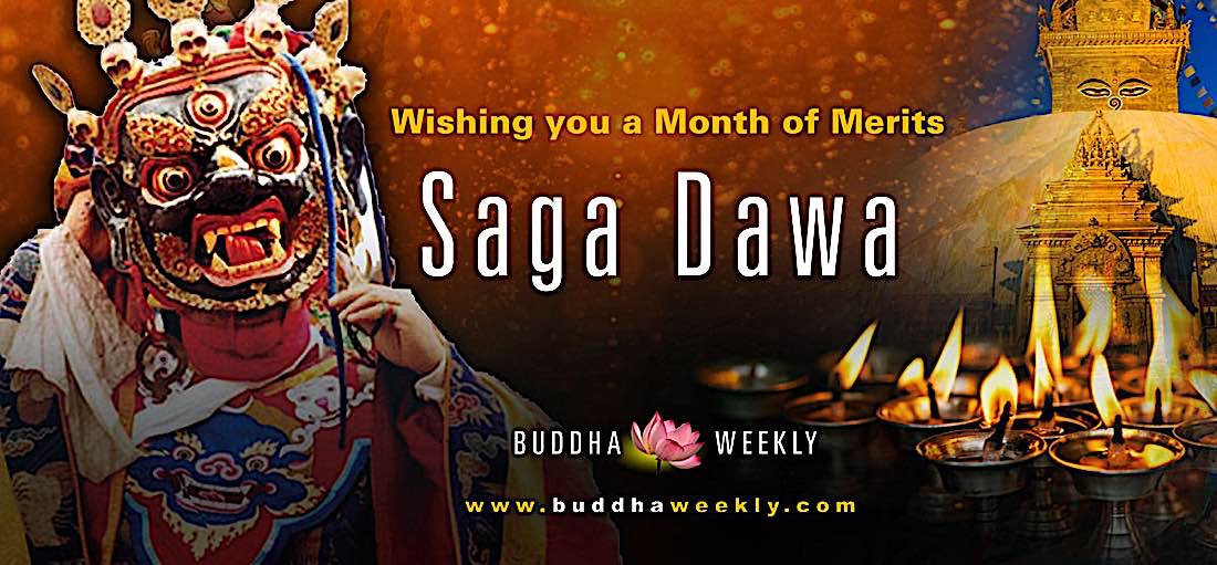 Buddha Weekly saga Dawa 1200 Buddhism