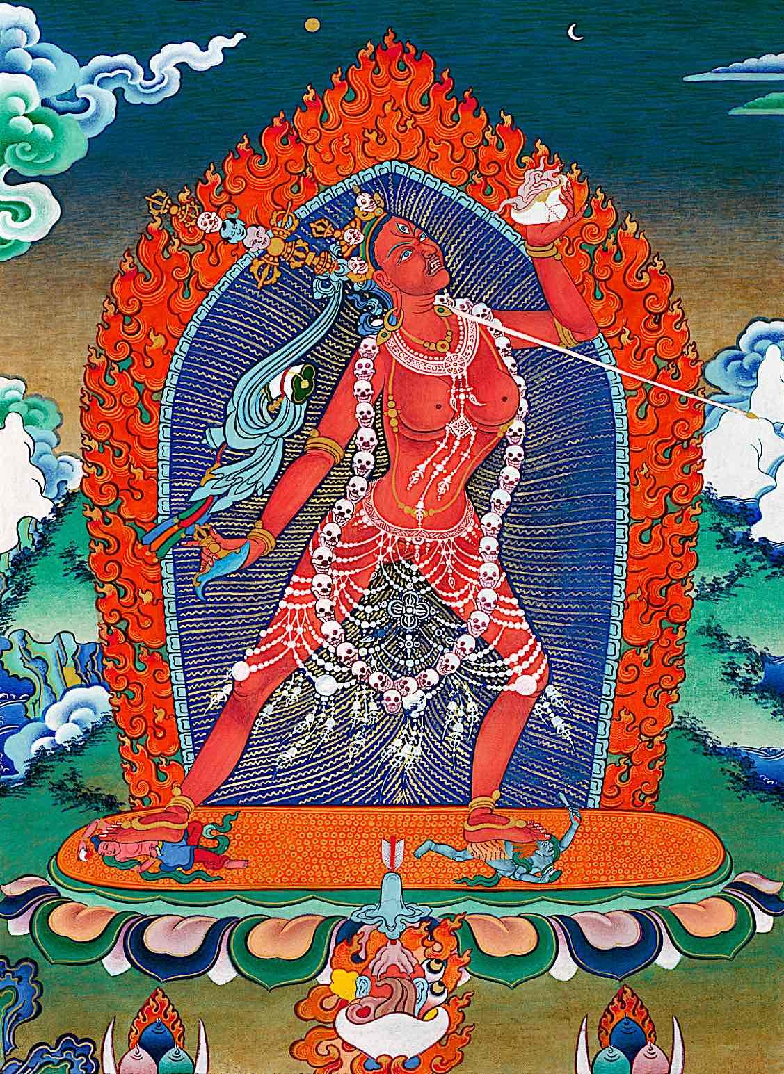 Buddha Weekly vajrayogini high Buddhism