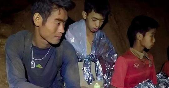 Hero coach who kept boys calm in cave in Thailand Buddha Weekly