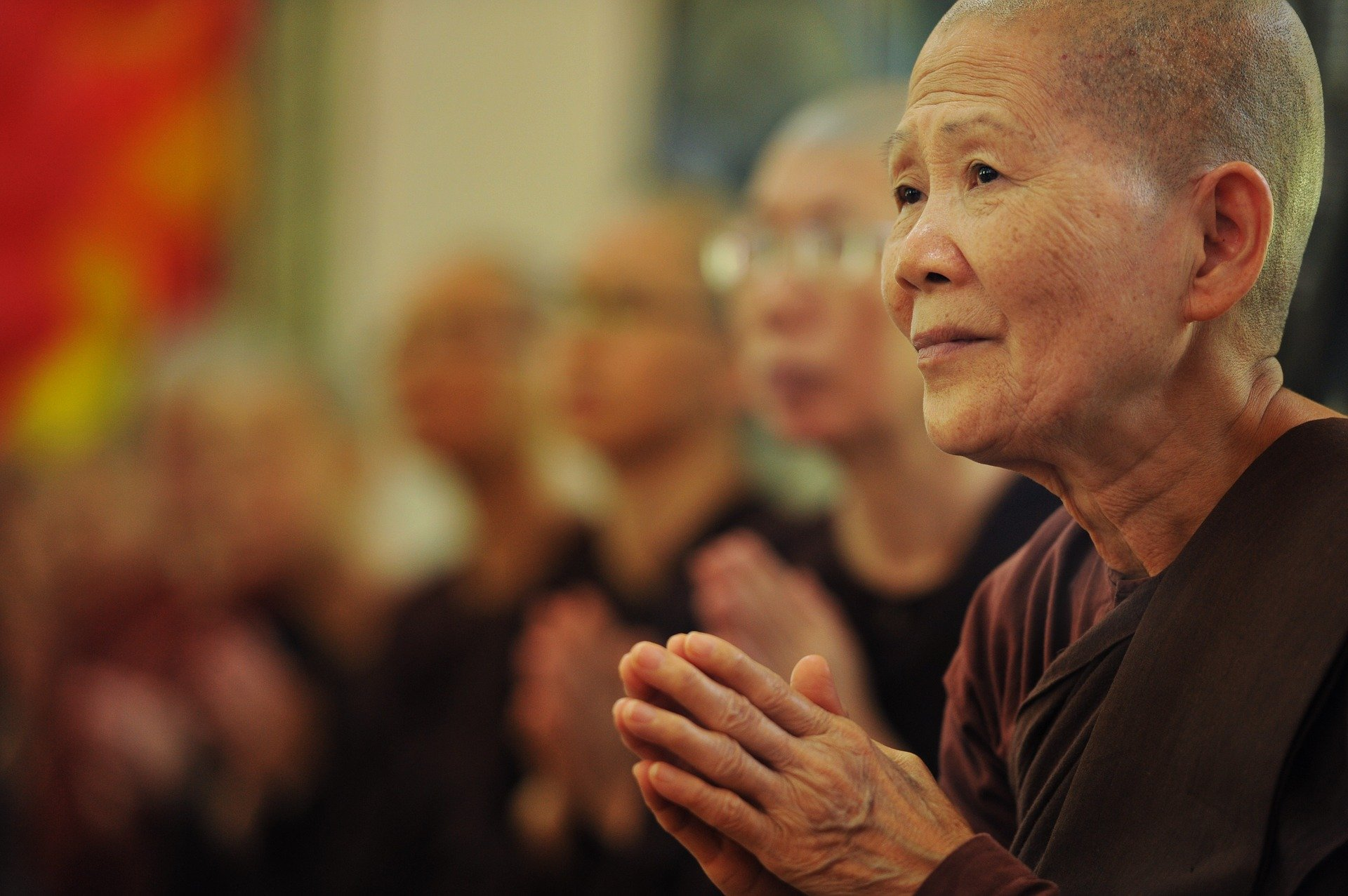 How Religion Helps Seniors During Difficult Times