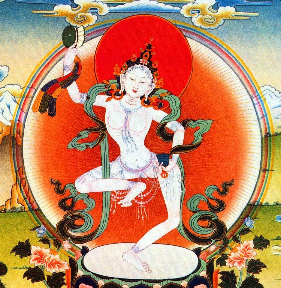 Machig Labdron Buddha Weekly