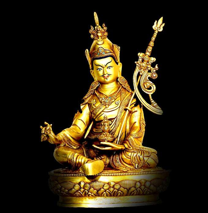 Padmasambhava tsog 500 square