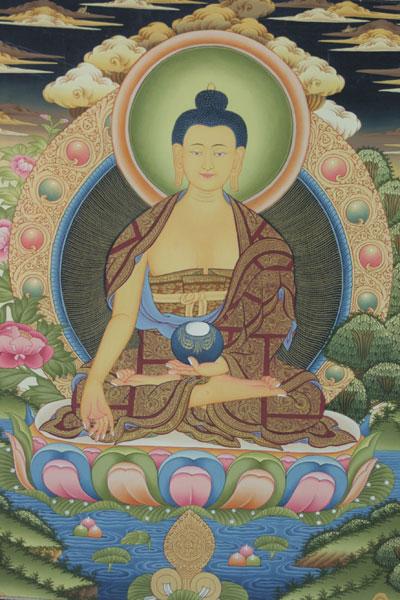 Ratnasambhava Tangkha