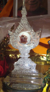 Relics of Buddha