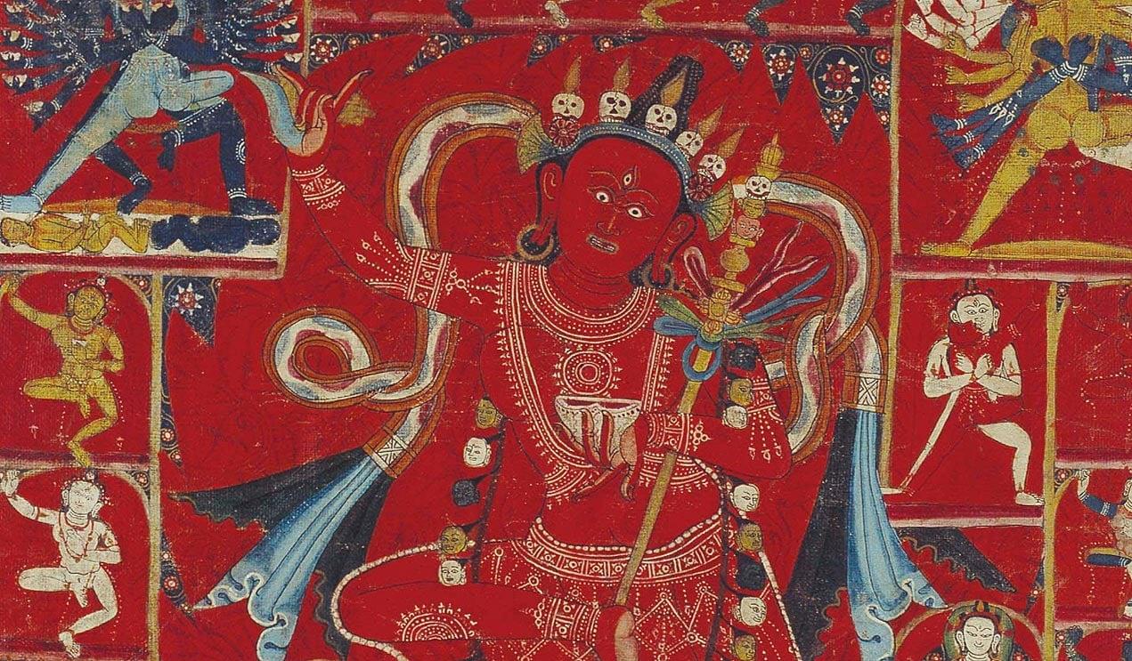 Vajrayogini 1500
