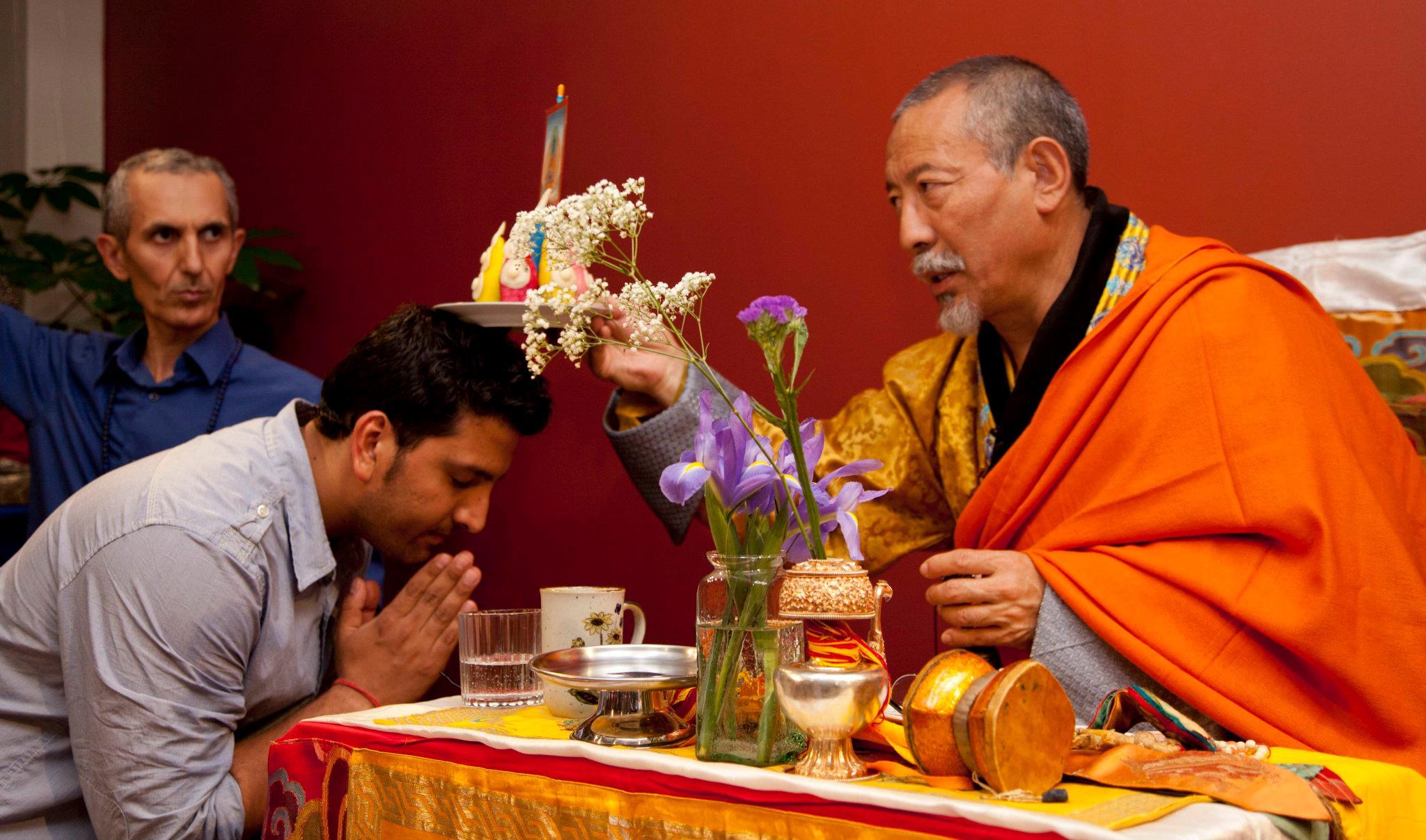 Zasep Rinpoche Medicine Buddha Toronto Sky Cave Media 2012 Medicine Buddha initatiation