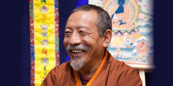 Zasep Tulku Rinpoche at Medicine Buddha Event 600