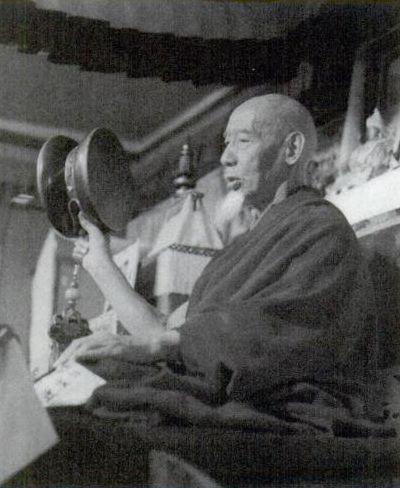 Zong Rinpoche Buddha Weekly
