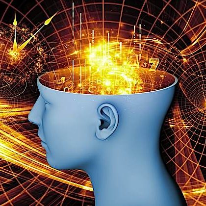 MInd, thought by many theorists to be separate from the brain, is often described as a field, similar to a gravity field.