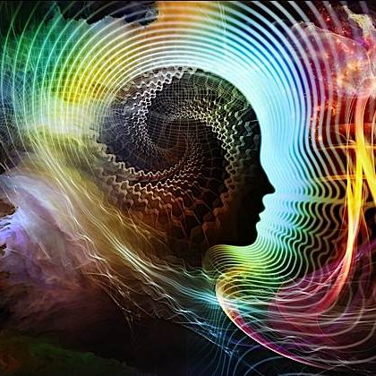 A growing group of scientists in consciousness studies theorize the mind as an energy-like field surrounding and separate from the body.