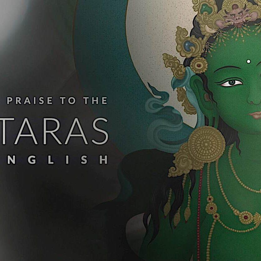 21 Taras in English video.