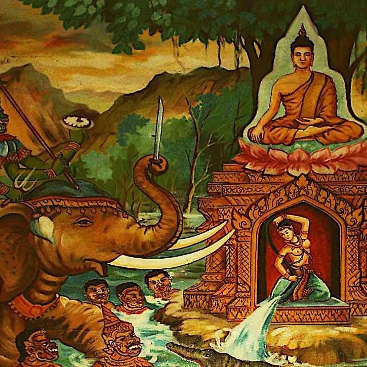 Buddha-Weekly-Battle_with_Mara-Buddhism