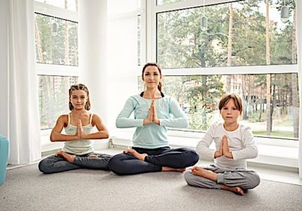 Medititon is good for people of all ages. Many educators believe starting simple meditaiton (such as breathing) young has Emotional Intelligence benefits, along with health benefits.